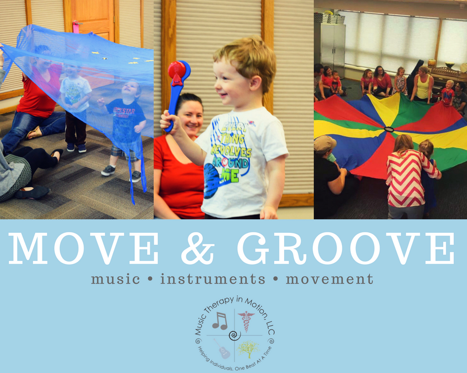 Move & Groove Music Classes | Music Therapy in Motion, LLC